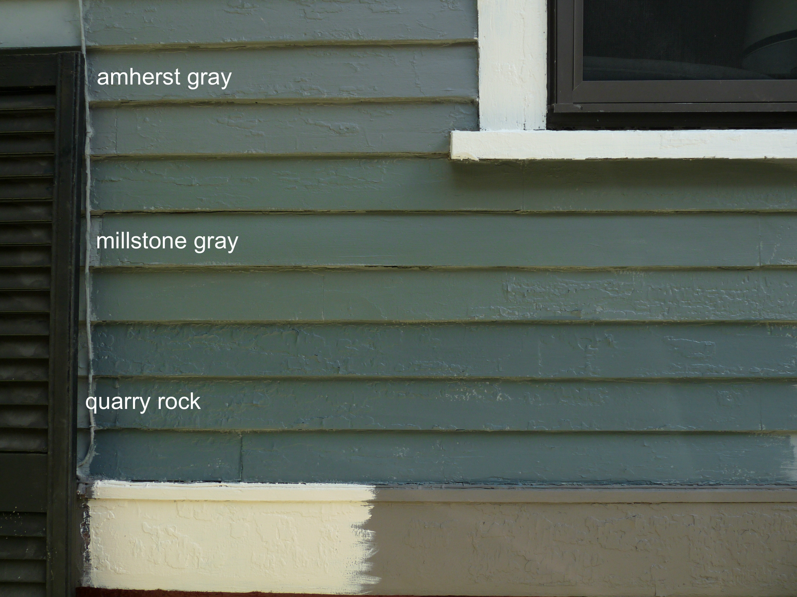 Gray Green Paints Part 92