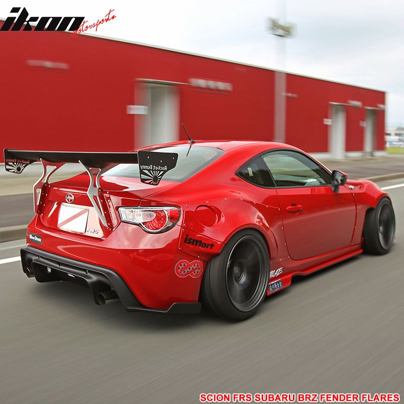 Details About Fits 13-16 Scion FRS GR Style Rocket Bunny