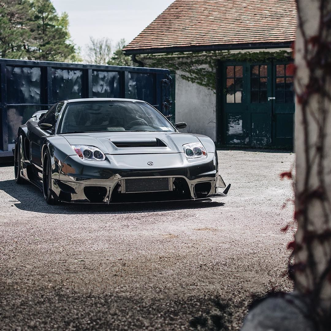 1992 Acura NSX Follow Our Partner @Driveslate