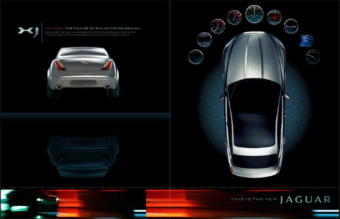 Jaguar Global Rebrand Rebranding, Jaguar, Global