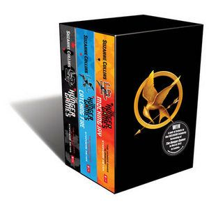 For Bday!! Hunger Games Trilogy