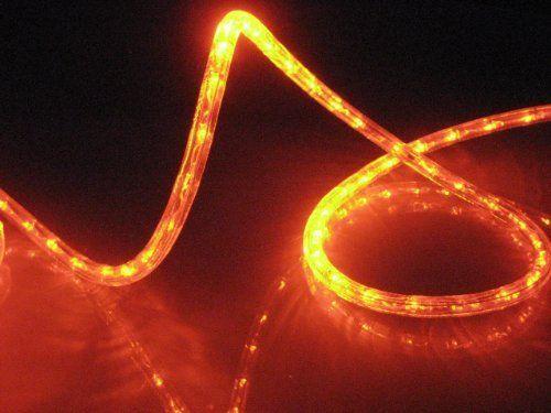 18ft orange led rope light kit for 12v system christmas lighting 18ft orange led rope light kit for 12v system christmas lighting outdoor rope lighting aloadofball Gallery