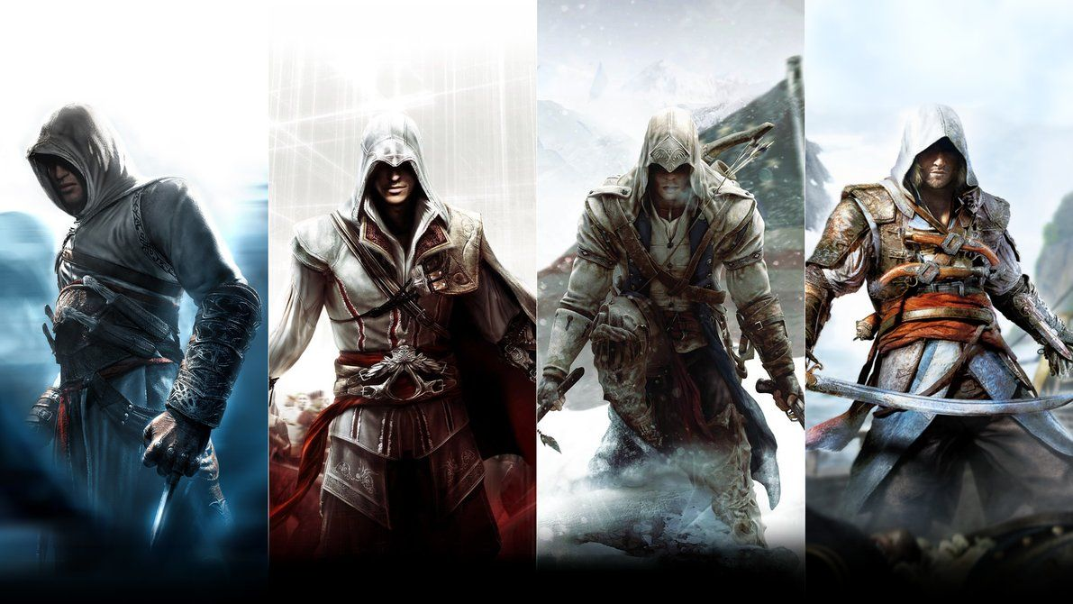 Assassin's Creed: Four Legends