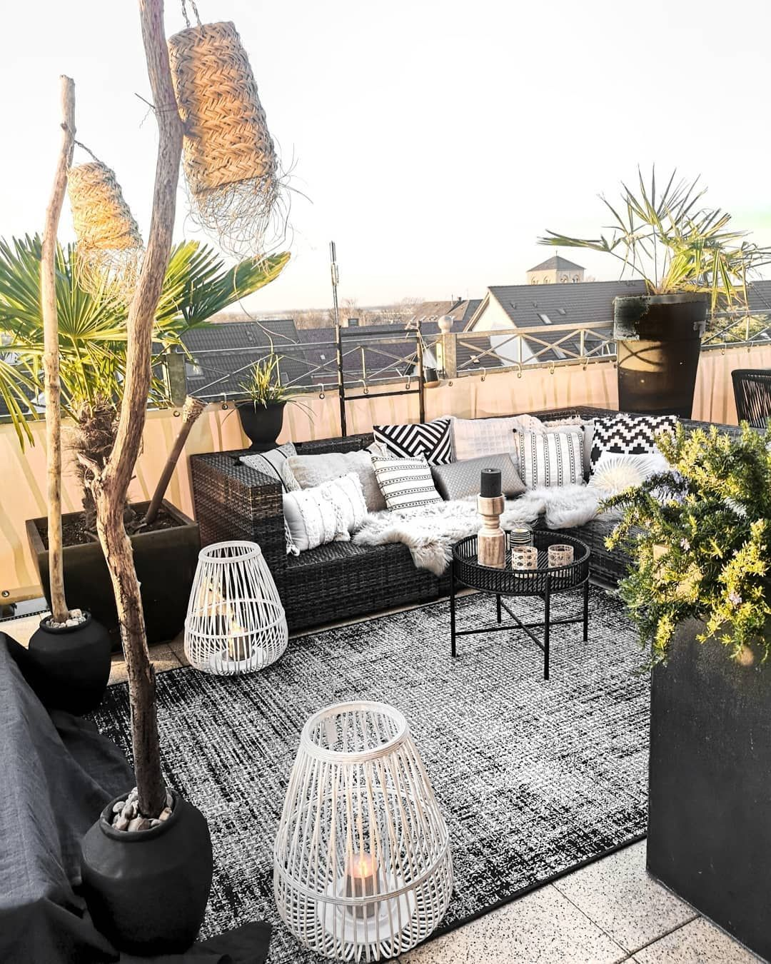 Terrasse Jardin Deco