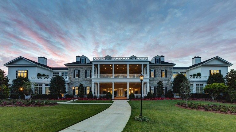 The new Augusta National media center might be the nicest media center ever  | Augusta national, Media center, Augusta