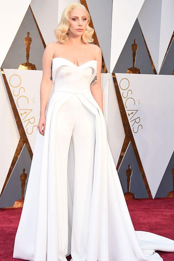 Every Oscar Dress of 2016, Ranked | Lady gaga dresses ...