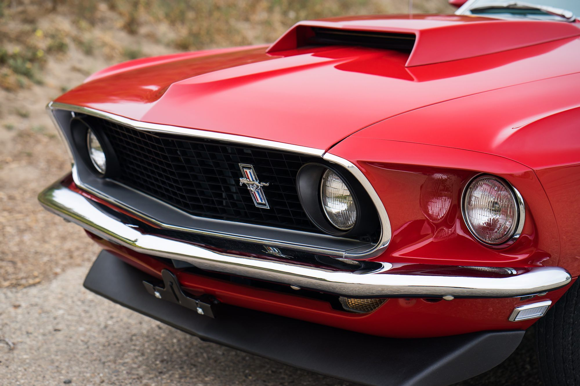 Te Koop 1969 Boss 429 Ford Mustang Ford Mustang Klassieke