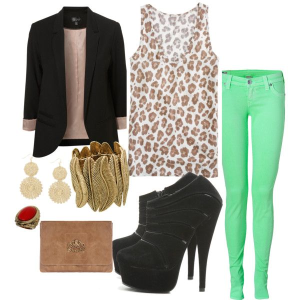 Classy Trendy night out, created by lauraground