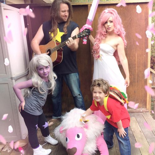 our steven universe family halloween costume httpsinstagramcomtinytangerines - Universe Halloween Costume