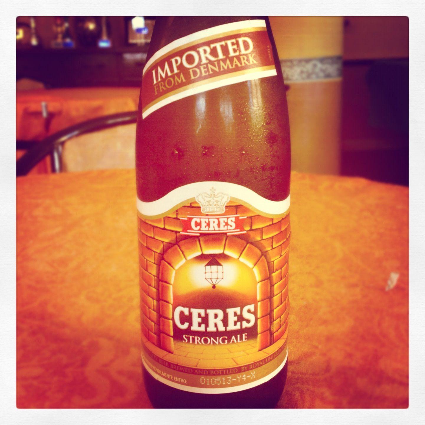 Ceres c'è...#beer #hangover