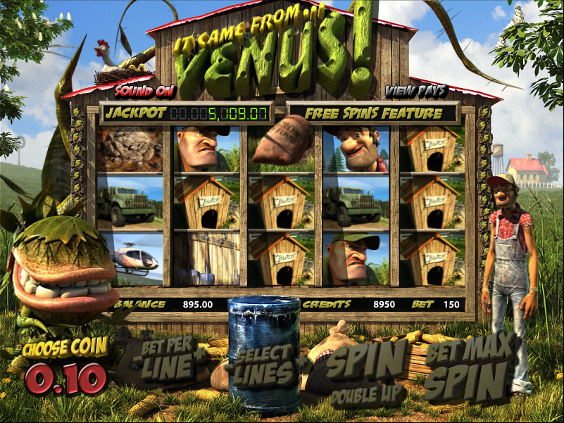 It Came From Venus - http://casinospiele-online.com/kostenlose-spielautomat-it-came-from-venus-online/