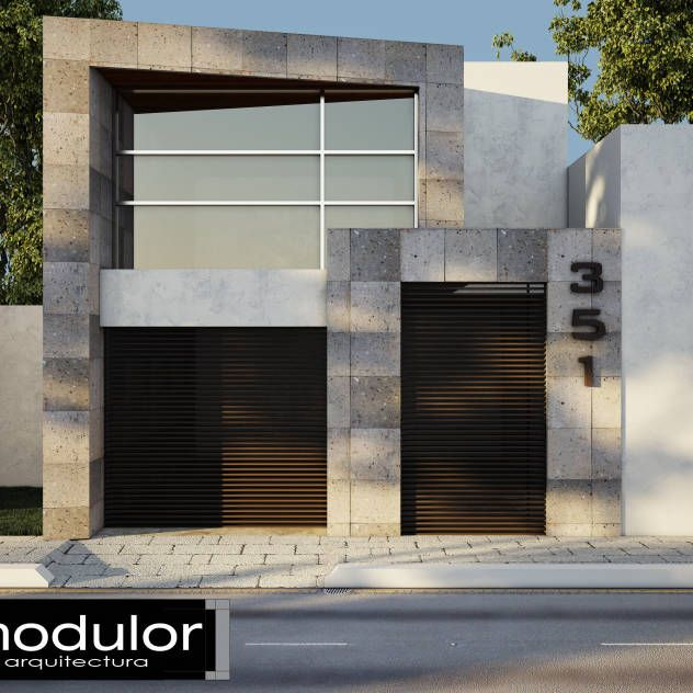 Casas ideas im genes y decoraci n architecture house for Ideas para casas modernas