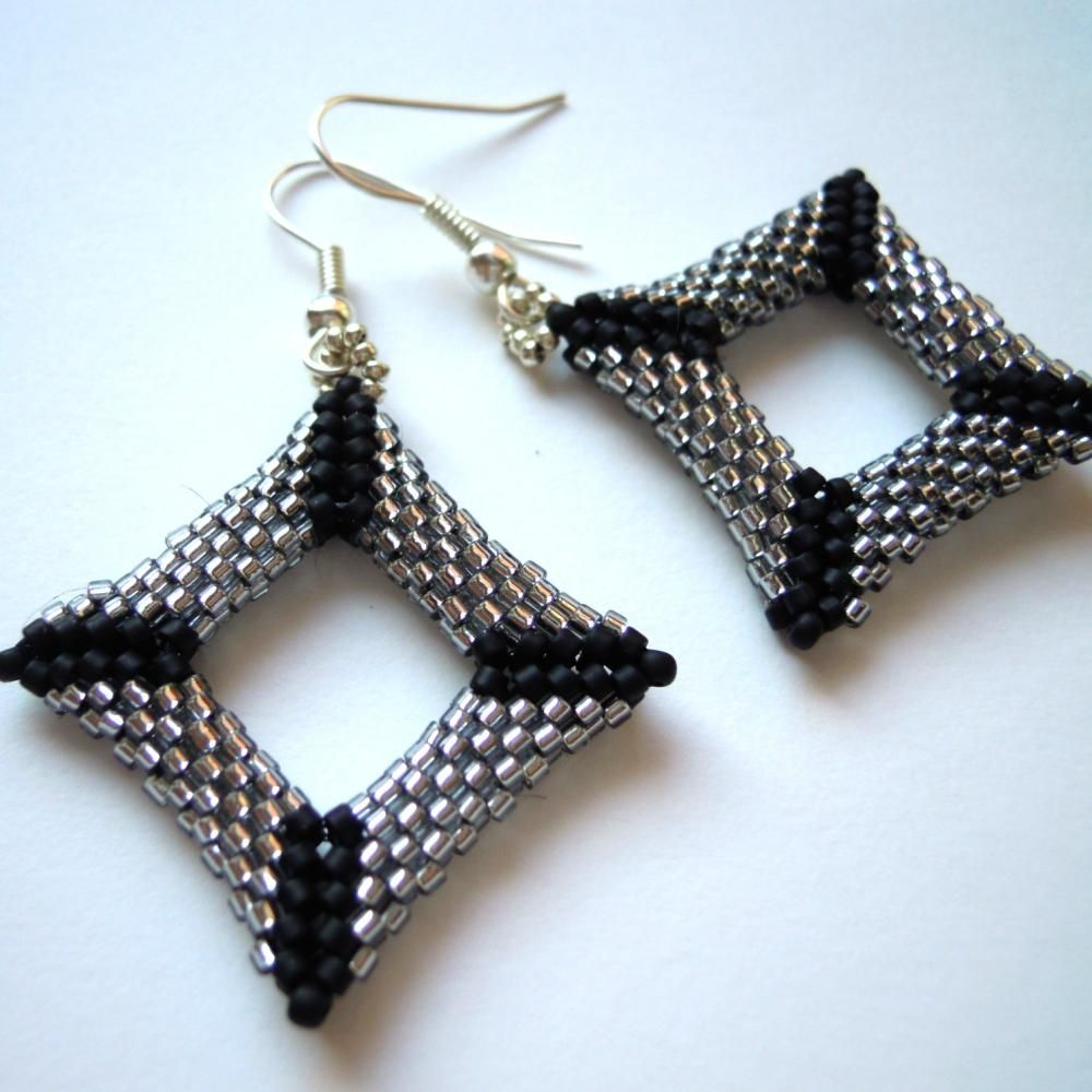 Geometry by Babak - SAShE.sk - Handmade Earrings
