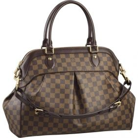 d58f6e8fdd2c Louis Vuitton Pas Cher - Louis Vuitton Damier Ebene Canvas Trevi N51998   Louis  Vuitton Pas Cher,Acheter Sacs Louis Vuitton Pas Cher et Soldes Louis Vuitton  ...
