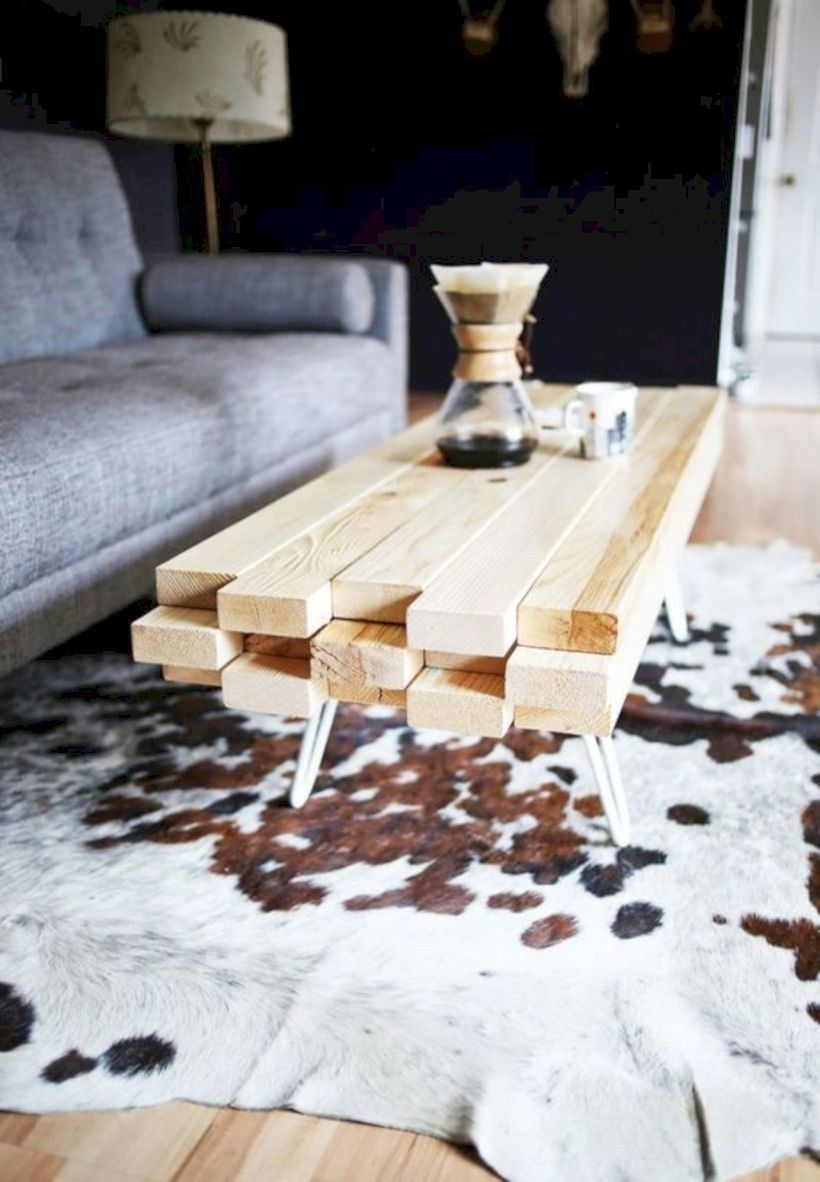 - 16 Creative DIY Sofa Table Ideas (With Images) Homemade Coffee