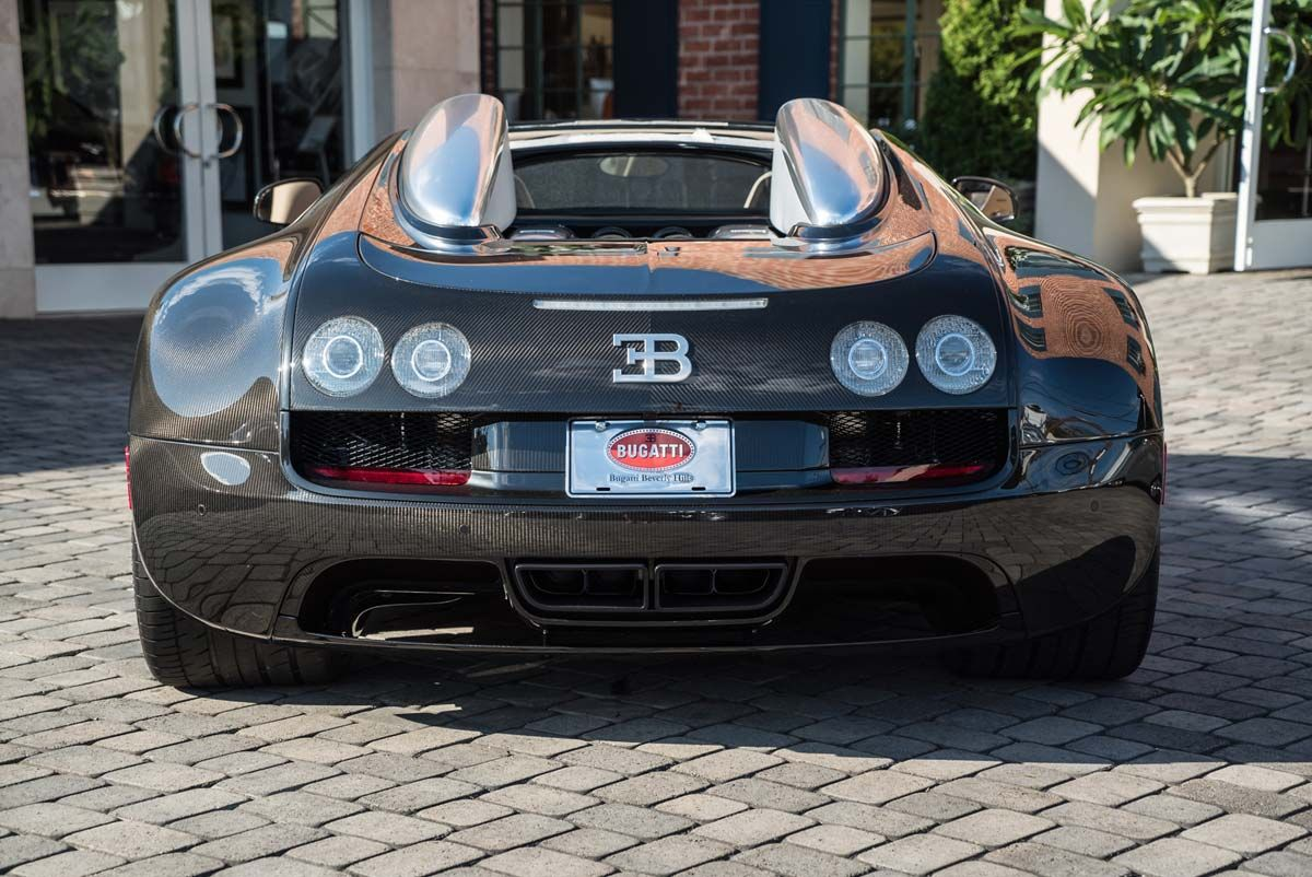 The Bugatti Veyron is often thought of as a kinetic sculpture on four wheels that seamlessly blends the science of speed with the art of automotive design.