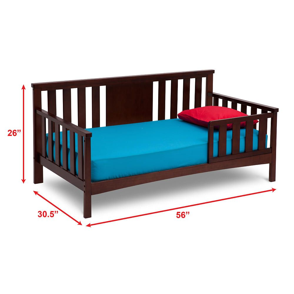 Video Review For Babies R Us Next Steps Toddler Day Bed Espresso Showcasing Product Features And Benefits