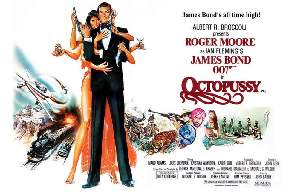 When 009 found dead at British Embassy dressed as a circus clown and carrying a fake Fabergé egg, James Bond is called in an ordered to investigate in this matter. 007 discovered that there is the connection between Faberge egg and smuggling operation. Bond also uncovered Khan and Orlov's dangerous plane to destroy American Air Force Base from a nuclear device.