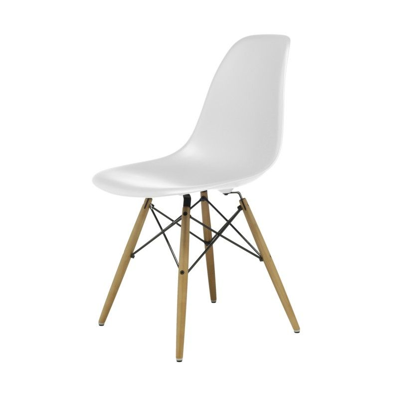 Eames Schreibtischstuhl vitra eames plastic side chair stuhl dsw bei ikarus de furniture
