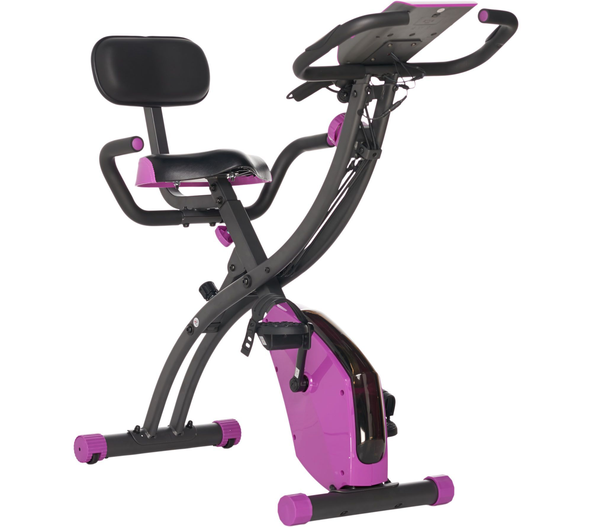I love this bike FITNATION Flex Bike Ultra w Resistance Bands