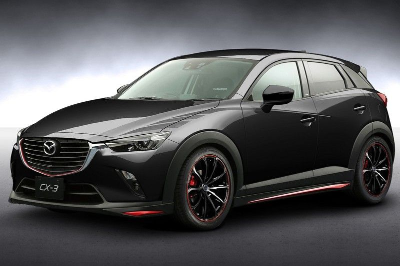 Mazda Bringing Several Sporty Concepts To Tokyo Mazda Cars Mazda Cx3 Mazda
