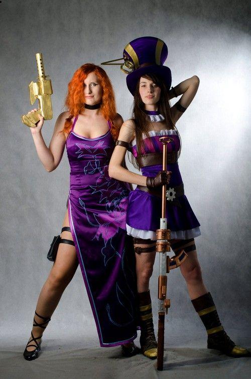 Secret agent miss fortune cosplay consider