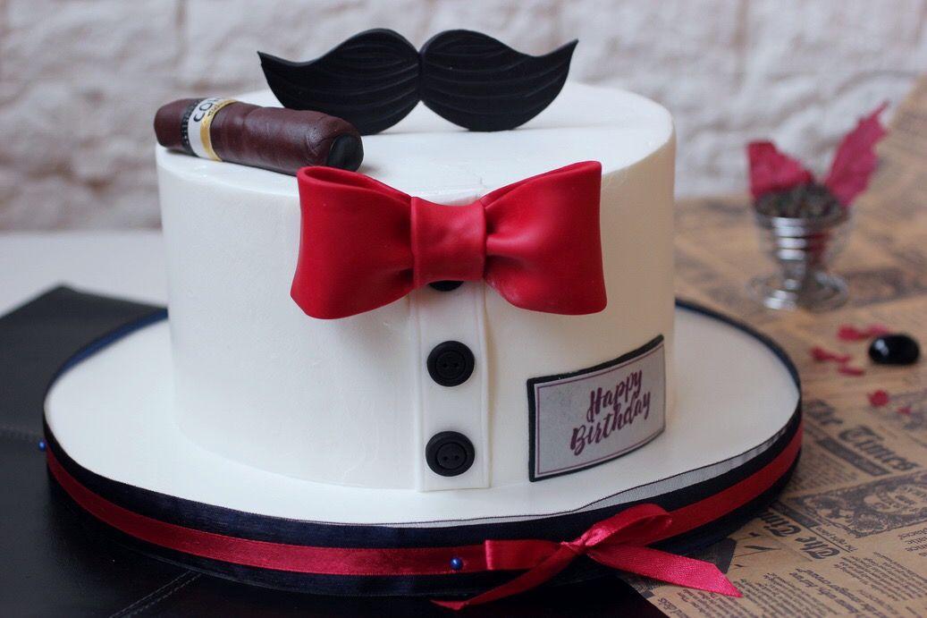 Одноярусный свадебный торт из двух сердец фото шарм, красота