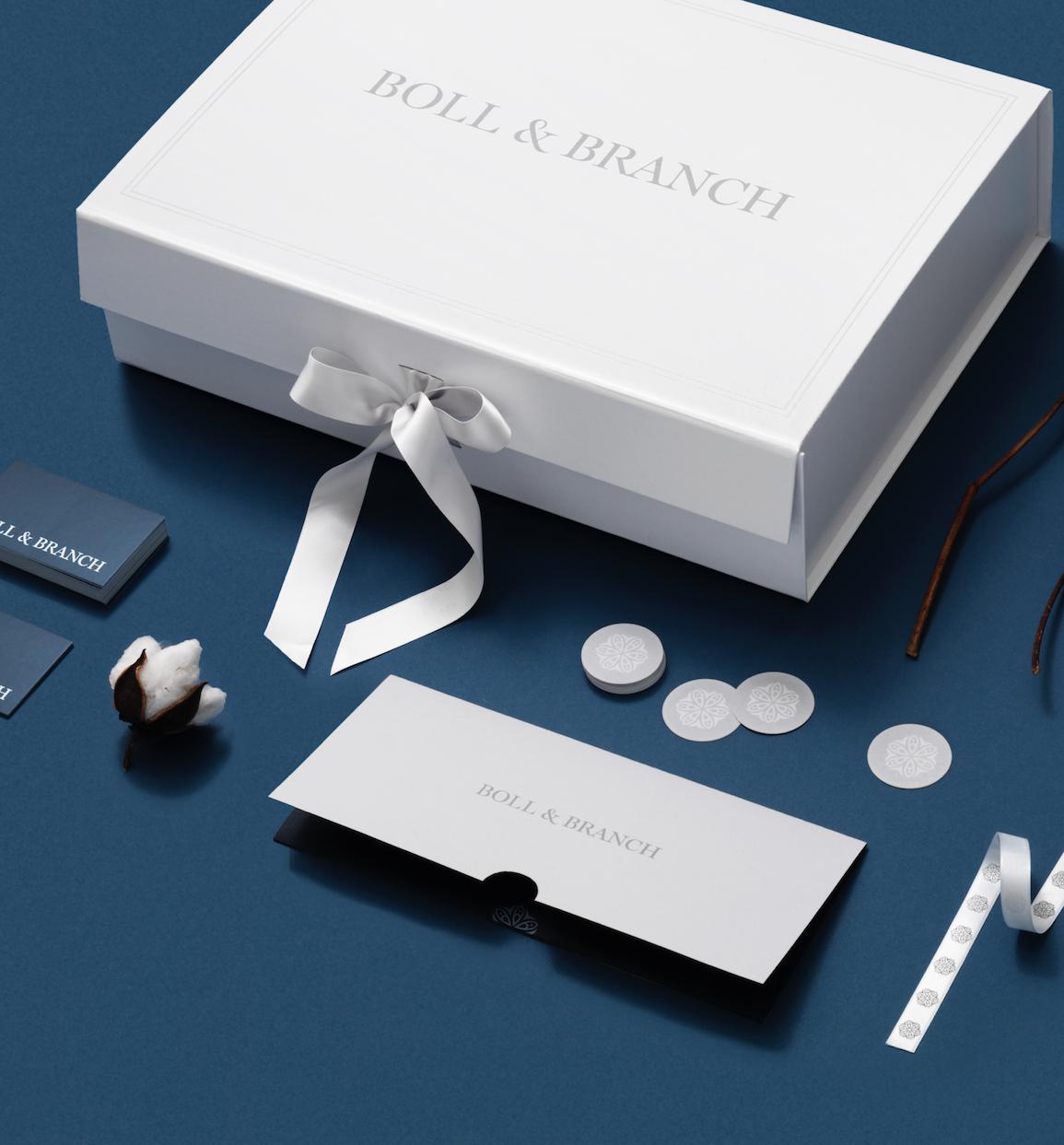 Boll Branch Print Packaging System Communal Creative Boll Branch Print Packaging Creative