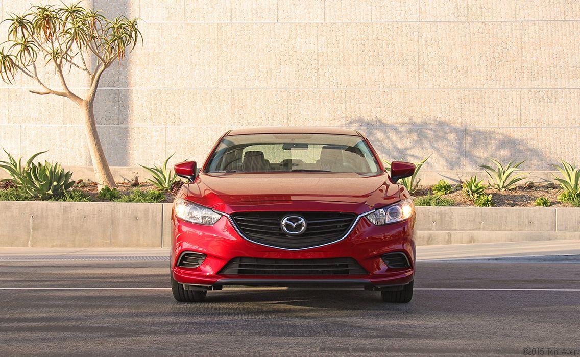 2016 Mazda6 i Touring Review Mazda 6, Touring, Fuel economy