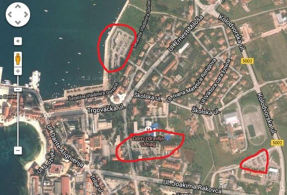 Urlaub In Istrien Parken In Umag Istrien Urlaub Istrien Kroatien