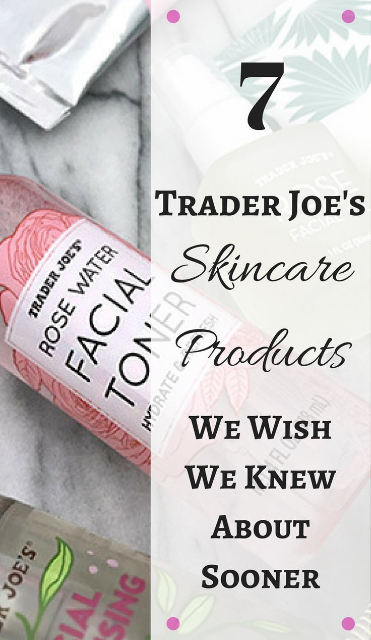 7 Trader Joe's Skincare Products We Wish We Knew About Sooner #beauty #style #fashion #hair #makeup...