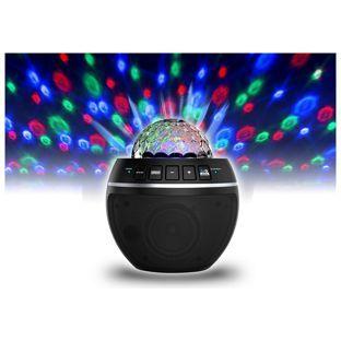 Buy IDance BBBK Disco Lights Bluetooth Party Ball At Argosco - Disco lights for bedroom