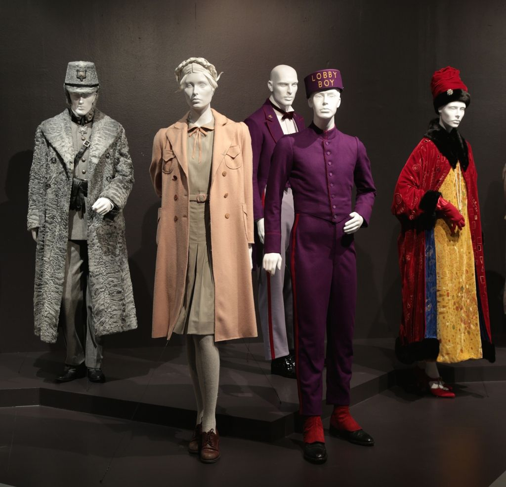23rd Annual Art Of Motion Picture Costume Design At The Fidm Museum Tyranny Of Style In 2020 Costume Design Budapest Hotel Historical Costume