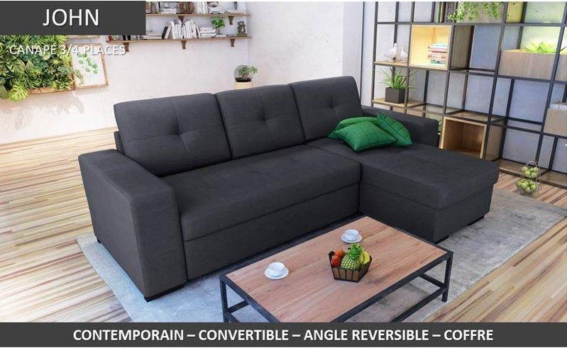 Soldes Canape D Angle Cdiscount A Partir De 279 99 Canape Angle Mobilier De Salon Et Deco Maison