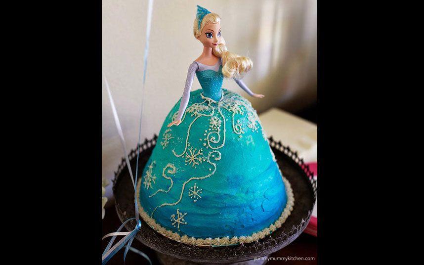 Frozenbirthdaycakes Related Pictures Frozen Birthday Cake