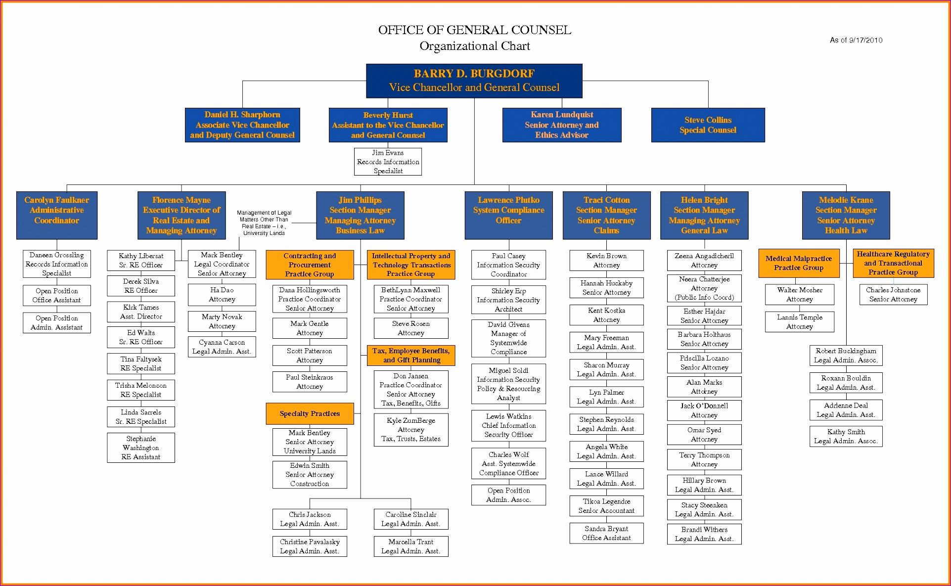 Organizational Chart Template Word Awesome 8 Org Chart Template