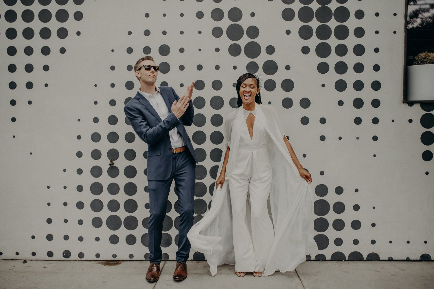 Long beach wedding photographer  Griffith Observatory Elopement  Los Angeles Wedding Venues