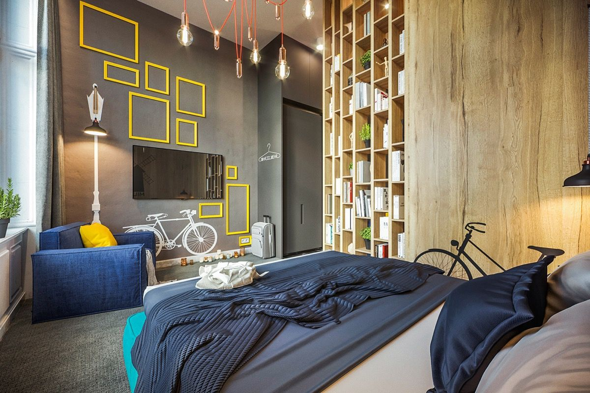 Designing City Themed Bedrooms Inspiration From 3 Hotel Suites Bedroom Themes Bedroom Design Hotel Suites