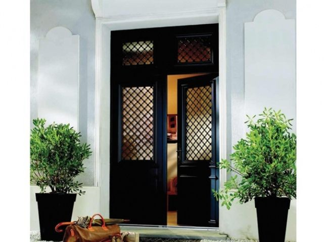 Porte entree belm komilfo    wwwm-habitatfr portes materiaux - etancheite porte d entree
