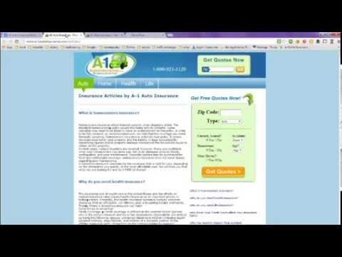 A1 Auto Insurance Review And Phone Number With Images Car