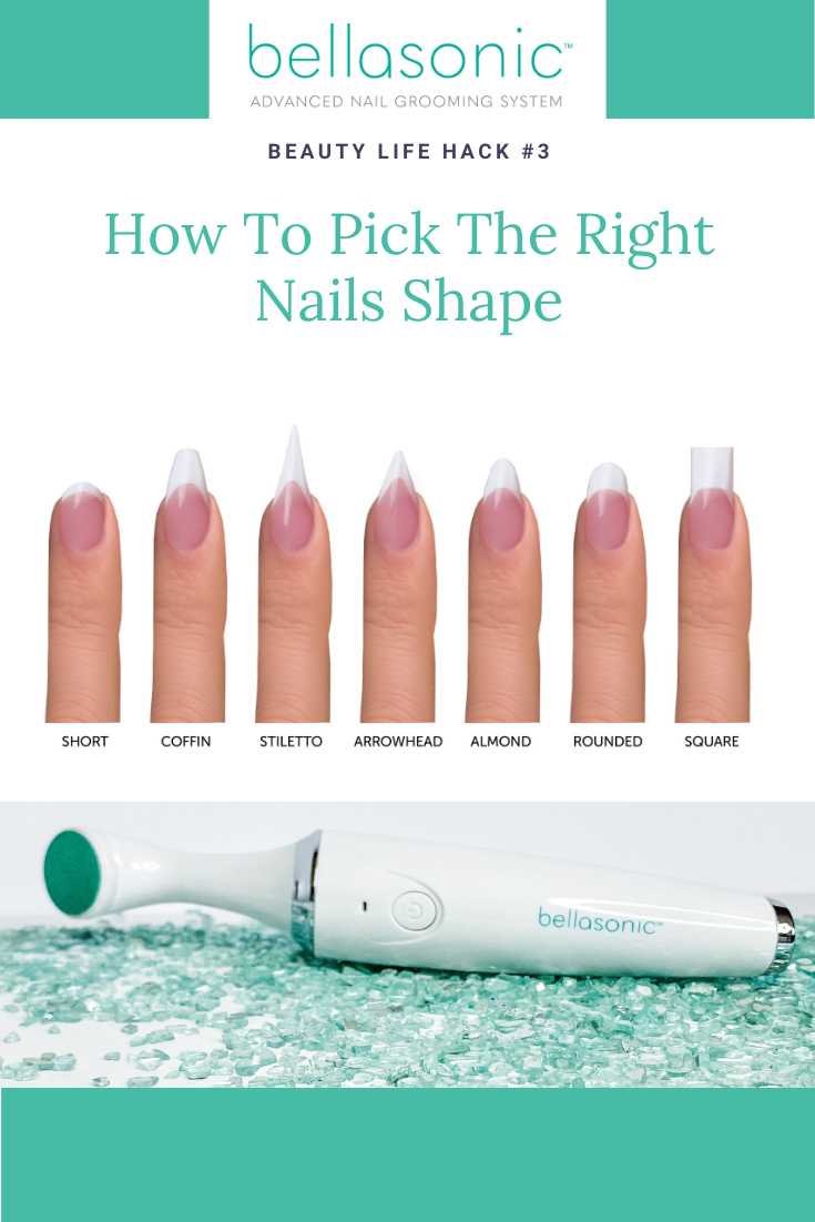 What Nail Shape Looks Best On Short Nail Beds