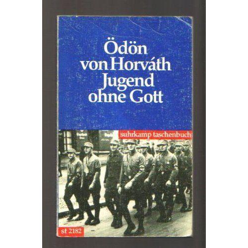 Odon Von Horvath Jugend Ohne Gott 1982 Jugendliche Suhrkamp