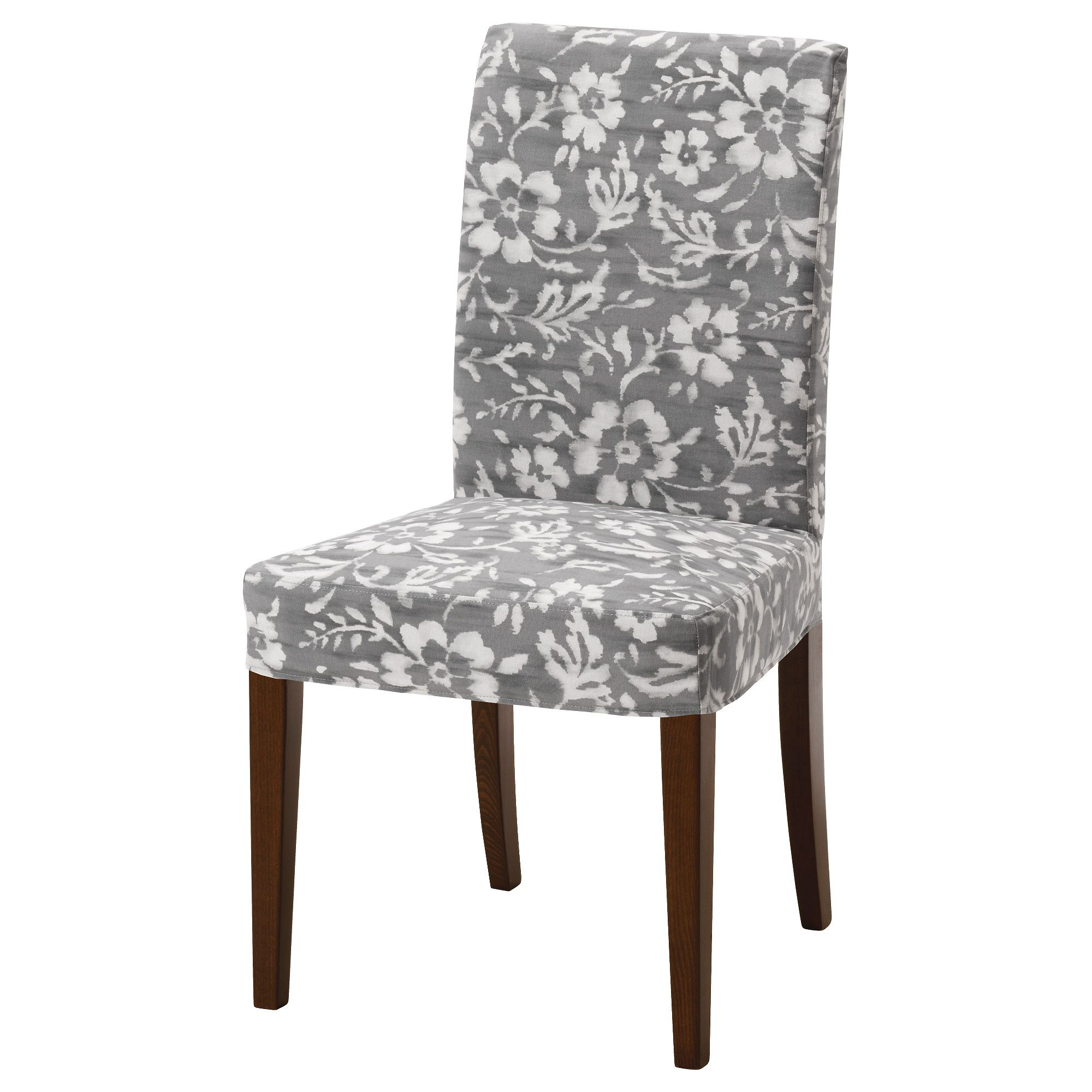 dining room chair leg covers office vitra ikea henriksdal hovsten gray white the legs are made of