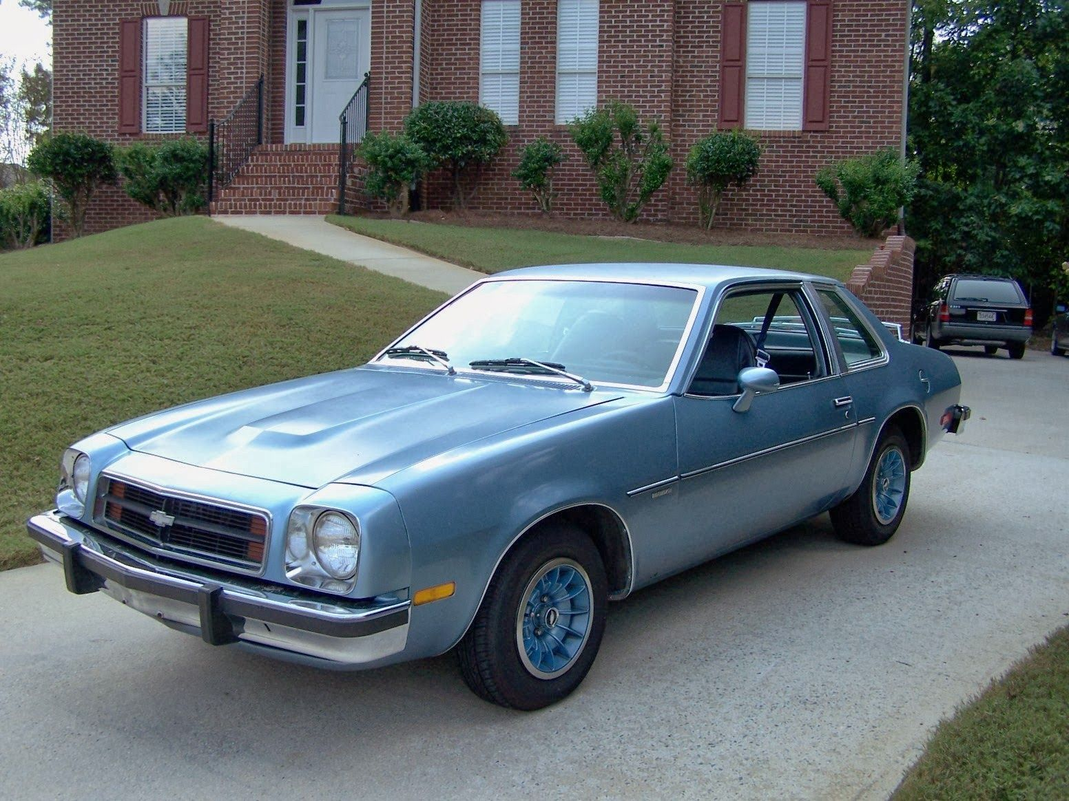 All Chevy 1977 chevrolet monza : blue chevy monza | Oddimotive™: Where have all the Monzas gone ...