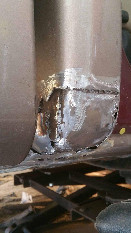 Truck Frame Welding Truck Frames Repair Welding Services
