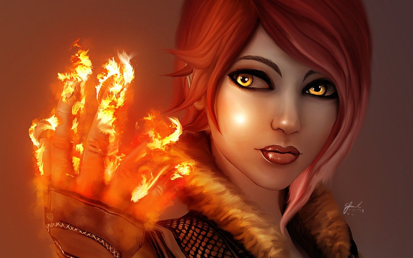 Borderlands Wallpaper Google Search Borderlands Lilith