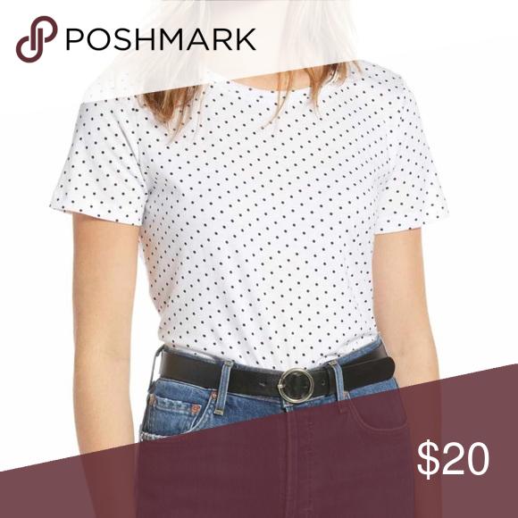 9d41a6c6206 Polka dot t shirt Classic t shirt