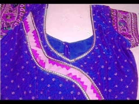front neck designs for punjabi suits - Google Search