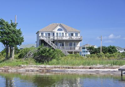 AVON Vacation Rentals | North Wind - Soundfront Outer Banks Rental | 538 - Hatteras Rental