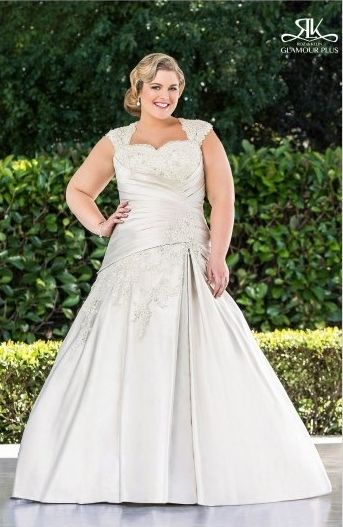 f3a3d1cb5 Vestidos de novia para gorditas - con fotos espectaculares